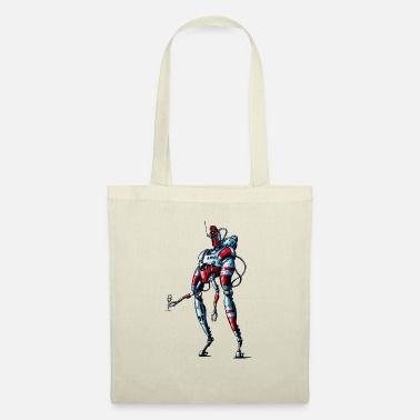 Android Robot - Tote Bag