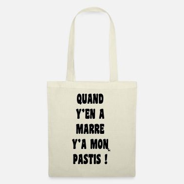 when we are sick currently my pastis by dk - Tote Bag
