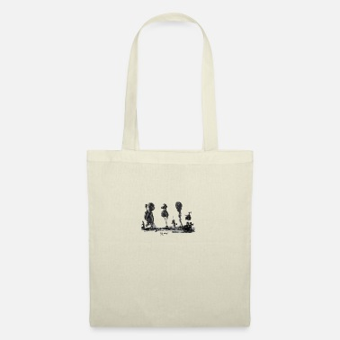 Gothic Münchhausen points to the double standard ... - Tote Bag