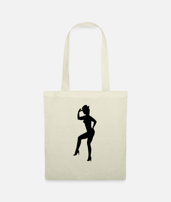 Fête Bags & Backpacks - cabaret - Tote Bag nature