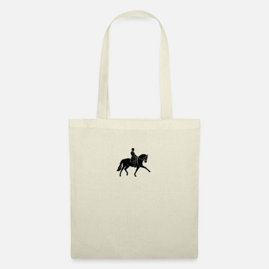 Running Equestrian Dressage - Tote Bag