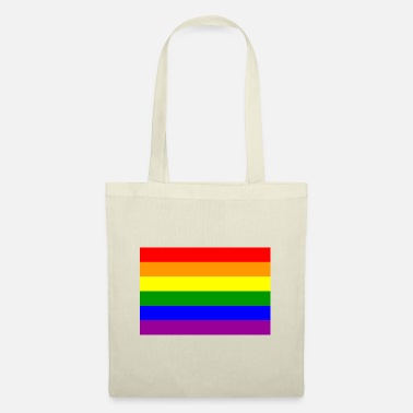 Gay Flag - Tote Bag