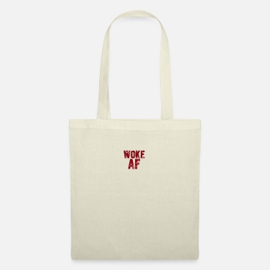 Uncle Woke AF - Tote Bag
