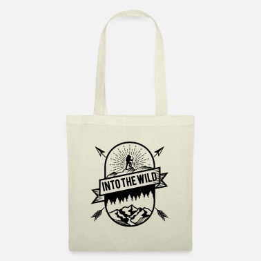 Trip Adventurer Traveler Adventure Outdoor Survivalist - Tote Bag