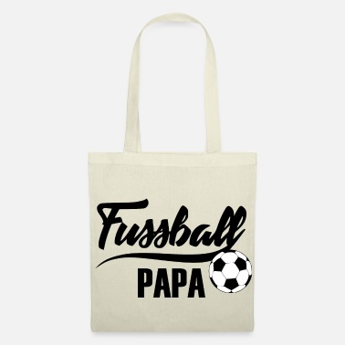 Daddy Soccer Daddy 1- Football Daddy - Bolsa de tela