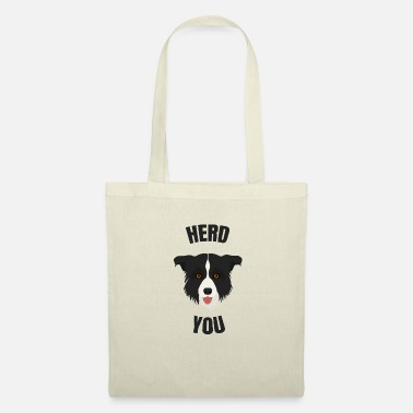 Australian Shepherd Border Collie Dog Dog Mum Gift Shirt Daddy - Tote Bag