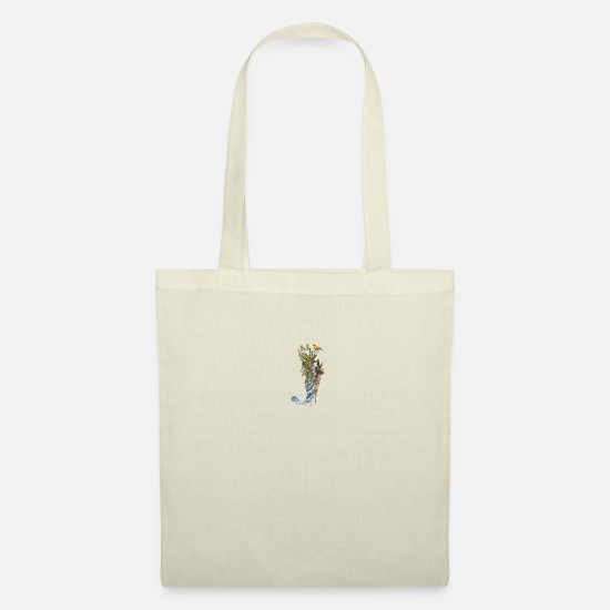 Birthday Bags & Backpacks - Hirsch initial letter J - Tote Bag nature