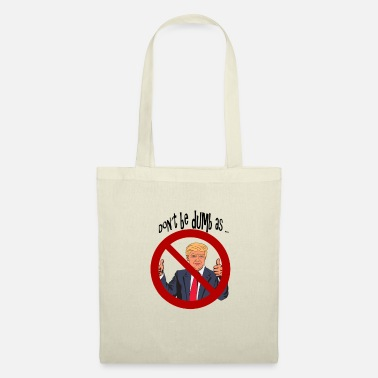 Satire Donald Trump satire - Tote Bag