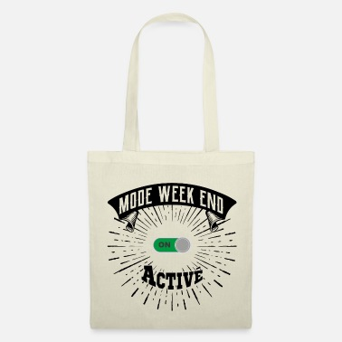 Weekend Weekend - Tote Bag