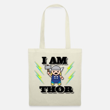 Thor JE SUIS THOR - Tote Bag