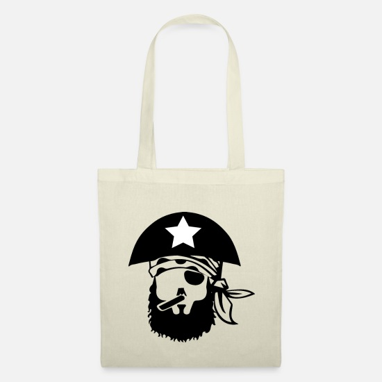 Pirate Bags & Backpacks - Pirate pirate Buccaneer Captain - Tote Bag nature