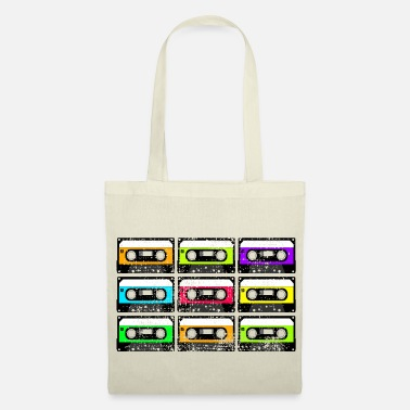 Audio Cassette Audio cassette shirt - Tote Bag