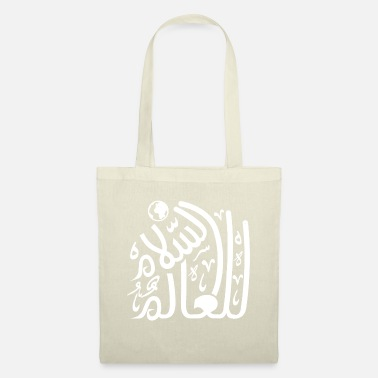 Peace for the world. - Tote Bag