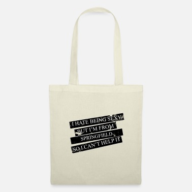 Springfield Motive for cities and countries - SPRINGFIELD - Tote Bag