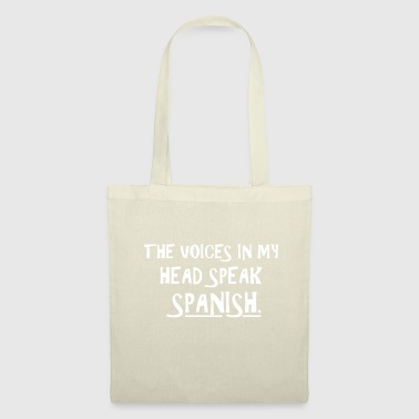 Spanish Funny Naughty Birthday Gift Man & Woman - Tote Bag