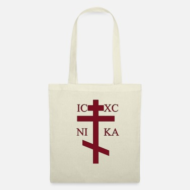 Orthodoxe Orthodoxe Cruz 6 - Tote Bag