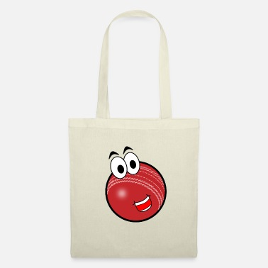 Cricket Happy Cricket Ball - Tote Bag