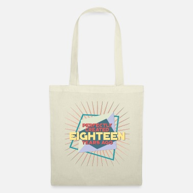 18th Birthday 18th birthday - Tote Bag