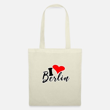 Alex I love Berlin Design | Berlin fans - Tote Bag