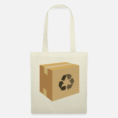 Recycle recycling - Tas van stof