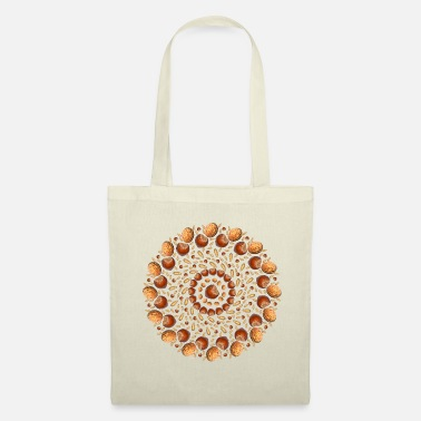 Health Walnussmandala8 - Tote Bag