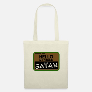 Hello My Name Is Hello my name is - Tote Bag