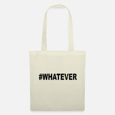 Rage #whatever - Tote Bag