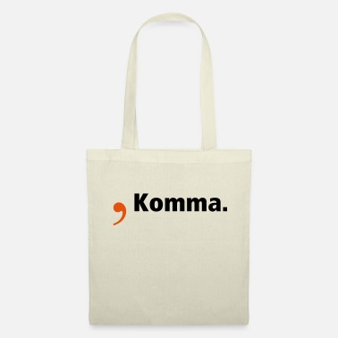 Comma comma - Tote Bag