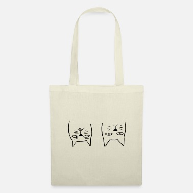 Triste Chat Seins - Tote Bag