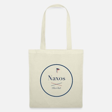 Blue White NAXOS 175x175 white blue - Tote Bag