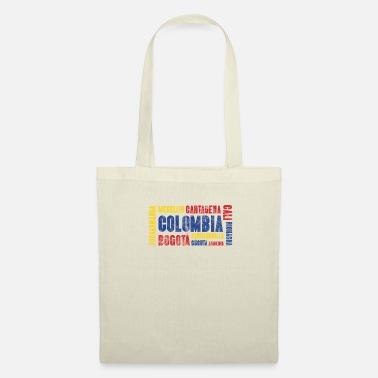 318891e14 Colombia Colombia Regalo Bogotá Medellín Cali - Bolsa de tela
