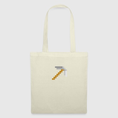 Sprite pickaxe - Tote Bag