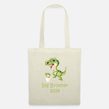 Big Brother 2019 Big Brother Dino Trex T-Shirt - Tote Bag