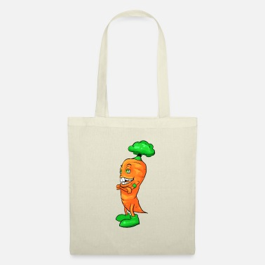 Ginger Cool carrot gift tomato onion leek chia - Tote Bag