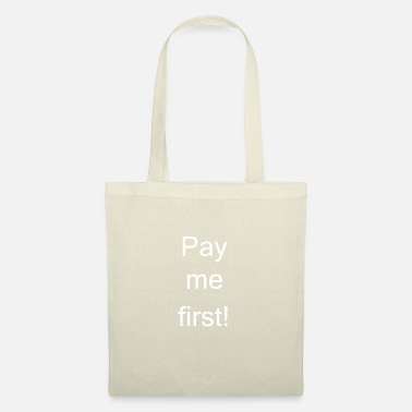 Pay pay - Tote Bag
