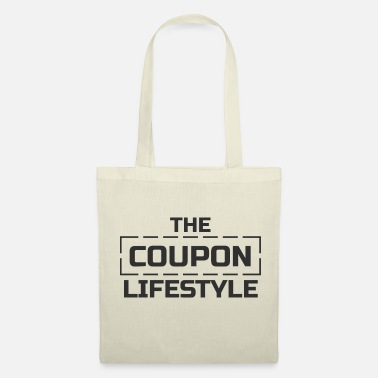 Économiser Coupon Coupes de bonnes affaires Lifestyle - Tote Bag