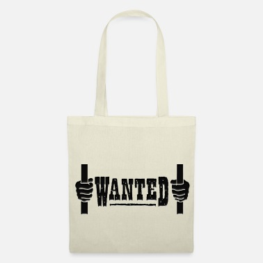 Prisonnier WANTED - Tote Bag