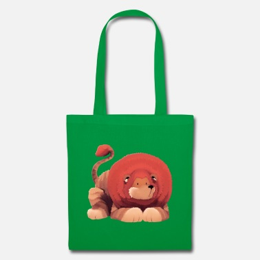Illustration Illustration - lion - Sac en tissu