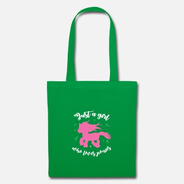 Equitation Pony to fall in love - Tote Bag