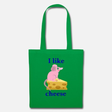Mouse cheese gift - Tote Bag