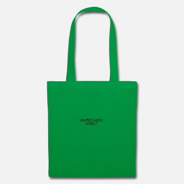 Man avocado addict 01 - Tote Bag