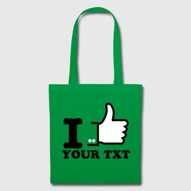I like deluxe - Tote Bag