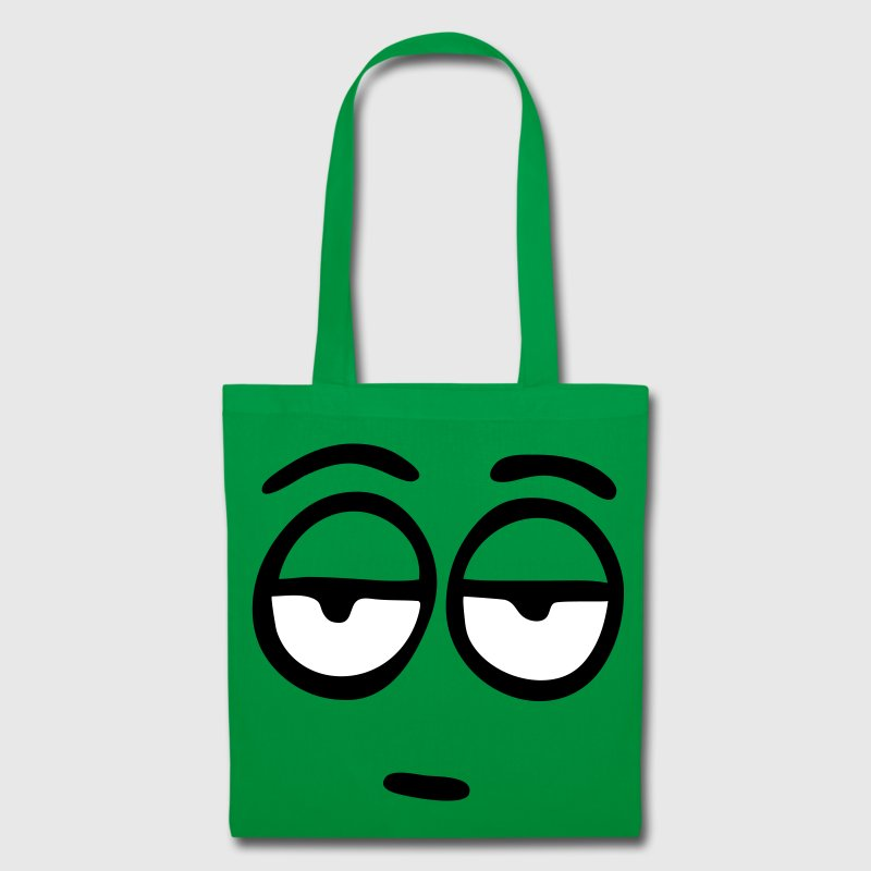 Funny Face, Cartoon Face, Trickfilm, Smiley - Tote Bag