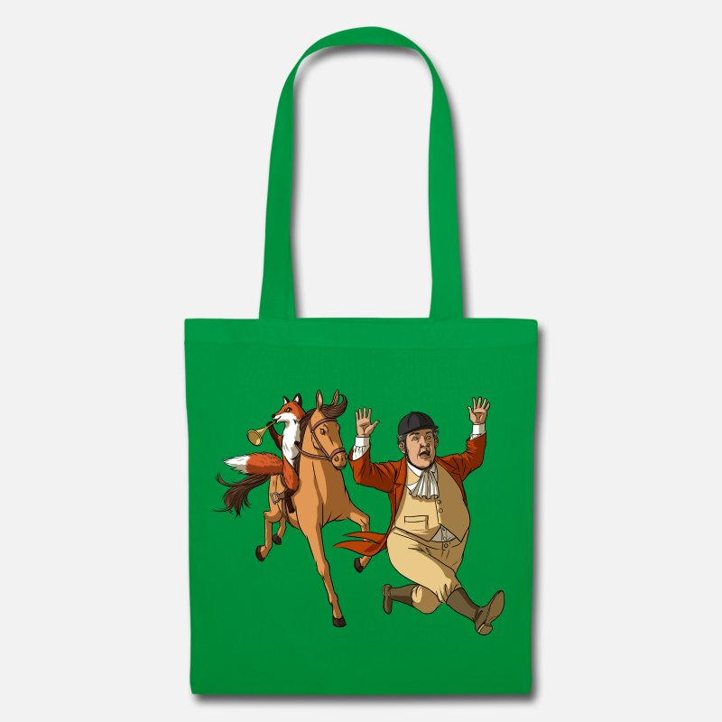 Gaming Bags & Backpacks - Uneatable in Pursuit of Unspeakable - Tote Bag kelly green