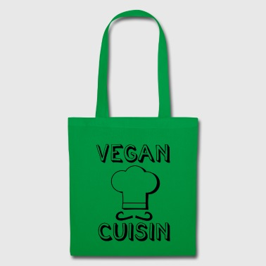 Vegan Cuisin Exquisit - Stoffbeutel