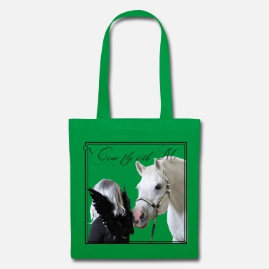 fly with me - Tote Bag