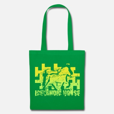 Étalon Cheval islandais: Cheval islandais Poney Merch - Tote Bag