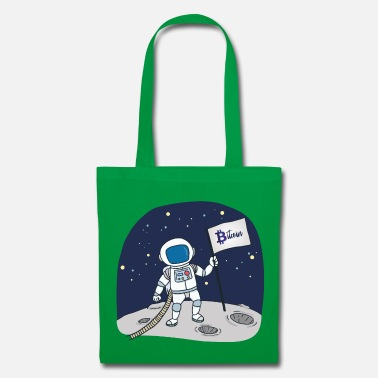Astronaut Bitcoin to the Moon - Tote Bag