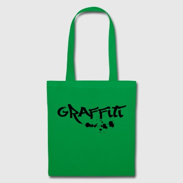 graffiti - Tote Bag