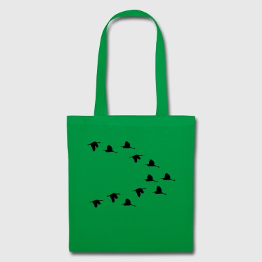 Birds Horde - Tote Bag
